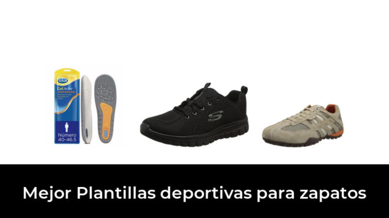 30 mejor Plantillas Deportivas Para Zapatos en 2020: después