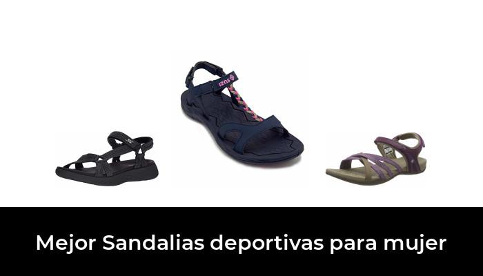 30 mejor Sandalias Deportivas Para Mujer en 2020: después