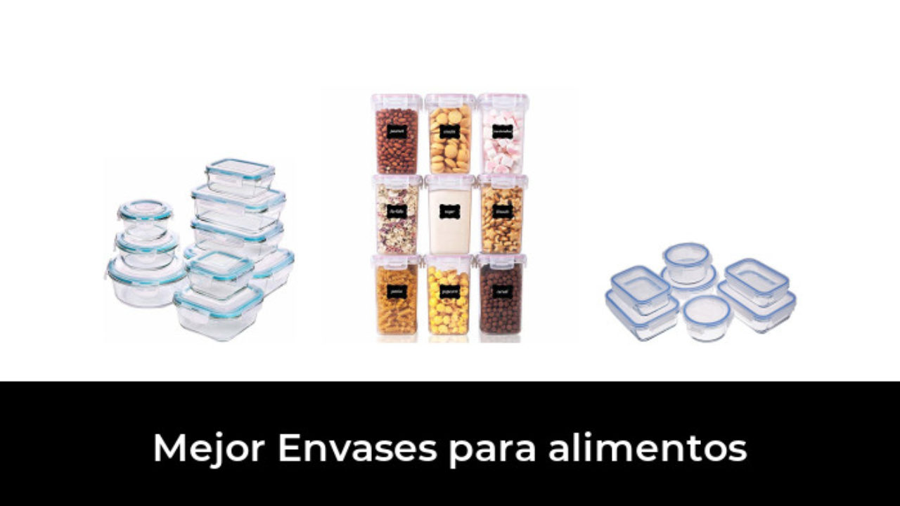 para secar cereales para mantener los alimentos frescos. contenedores de conservas para el hogar Frascos de vidrio transparente