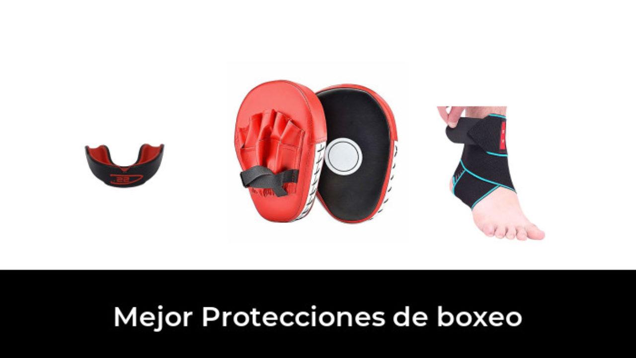 Negro Meister Protector bucal Doble moldeable con Funda para MMA
