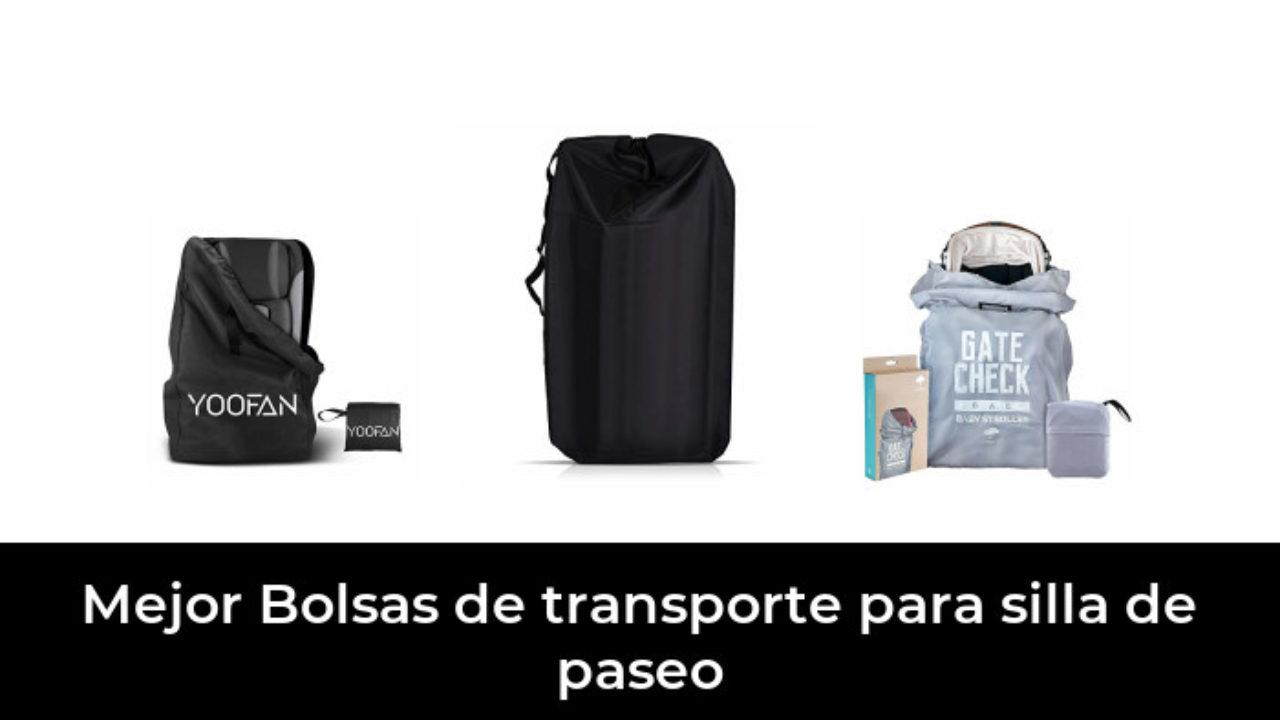 ZOEON Bolsa de Transporte Asiento de Coche Bolsa de Transporte para Silla de Paseo de Beb/é con Bandolera