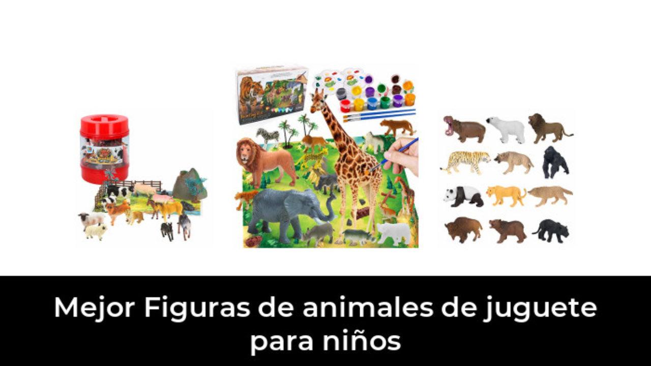 Funcorn Toys Océano Mar Animal 52 paquetes surtidos Mini Plástico De Vinilo Juguete Animal
